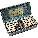 MTM 50 Round Shotshell Handled Case (12 Gauge, Wild Camo), (Model: SF-50-12-09)