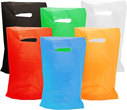 HOLIDAY GIFT BAGS 50 COUNT VALUE ASSORTED DESIGNS AND SIZES BLUE