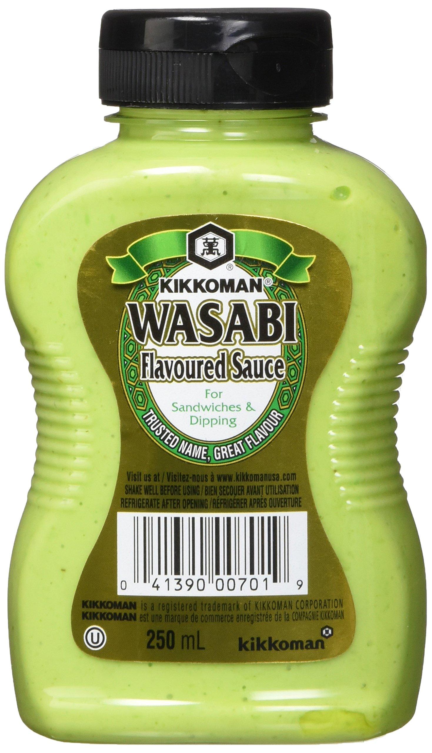 Kikkoman Wasabi Sauce, 9.25 oz