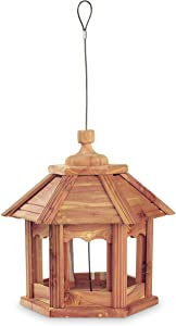 Pennington Cedar Gazebo Bird Feeder