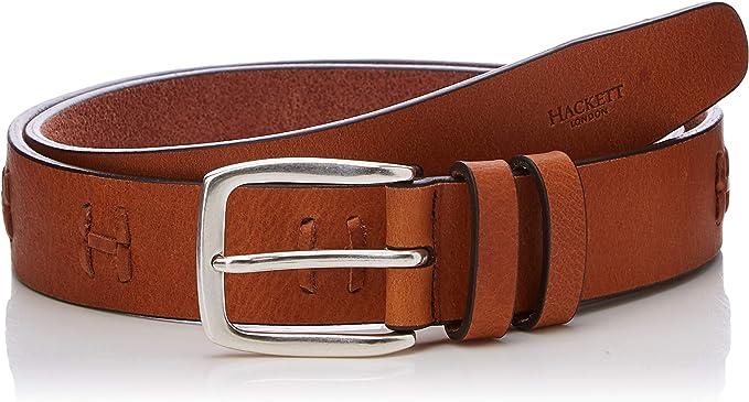 HKT by Hackett London Hkt Thread Knot Cintur/ón para Hombre