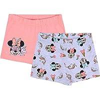 2 x Pantalones Gris-neón Minnie Disney