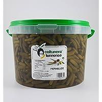 Pepinillos  Encurtidos  Aceitunera Jiennense   Cubo 7,8 kgs