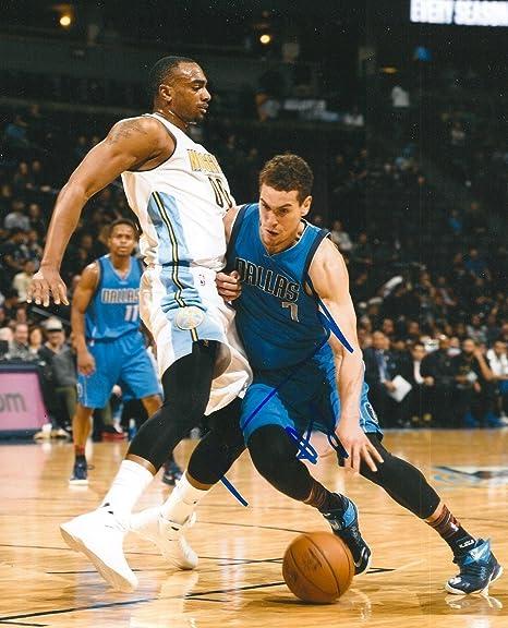 Kostas Antetokounmpo Dallas Mavericks Signed Autographed 8x10 Photo Coa Autographs-original Basketball-nba