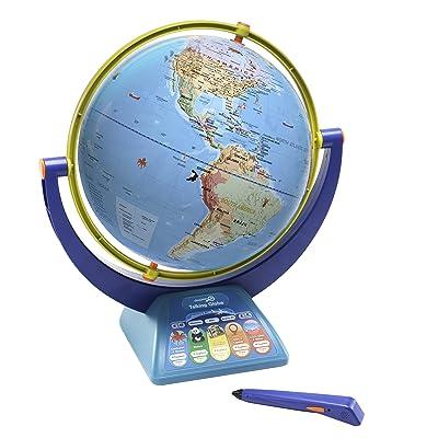 Educational Insights GeoSafari Jr. Talking Globe Featuring Bindi Irwin - Globe for Kids: Toys & Games [5Bkhe1802582]