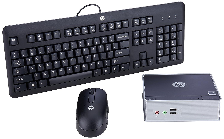 HP C3G80AT#ABA Zero Client T310 Mini Desktop, 512 MB RAM, 256 MB Flash,  Black/Gray