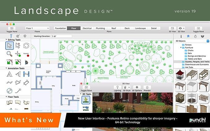 Punch Landscape Design For Mac V19 Download Matrixglobalnetid
