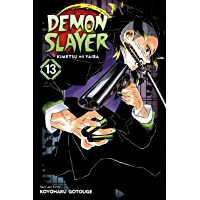 Demon Slayer: Kimetsu no Yaiba, Vol. 13: Transitions book cover