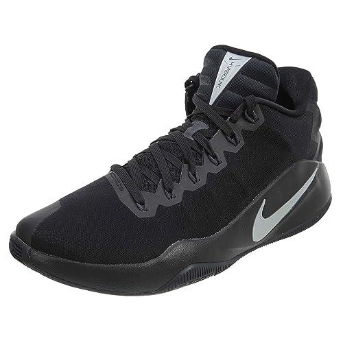Nike 844363-002, Zapatillas de Baloncesto para Hombre, Negro ...
