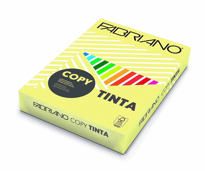 colore: banana Creative World Of Crafts Risma A3 di carta colorata 160 g//m2