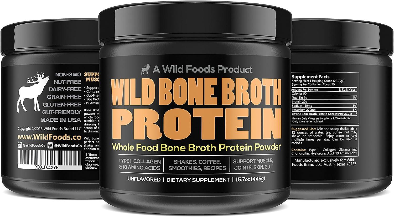 wild eat diet and protein powder