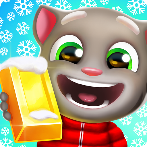 Talking Tom Gold Run from Outfit7 Limited
