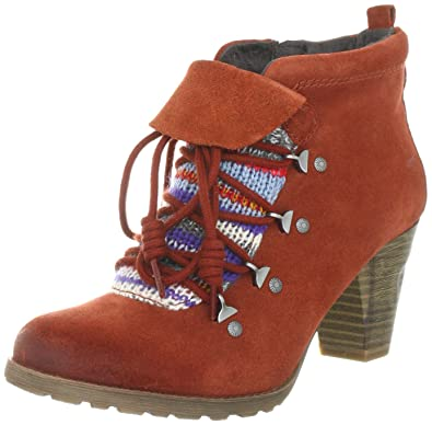 1 Amazon 25342 Femme Orange Boots Tamaris Tr 42 29 H1 13 Eu gCwd7IxqIc