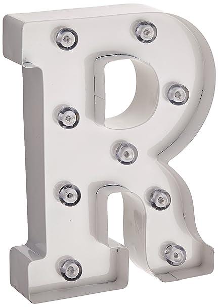 Amazon.com: Darice - Cartel de metal plateado con forma de ...