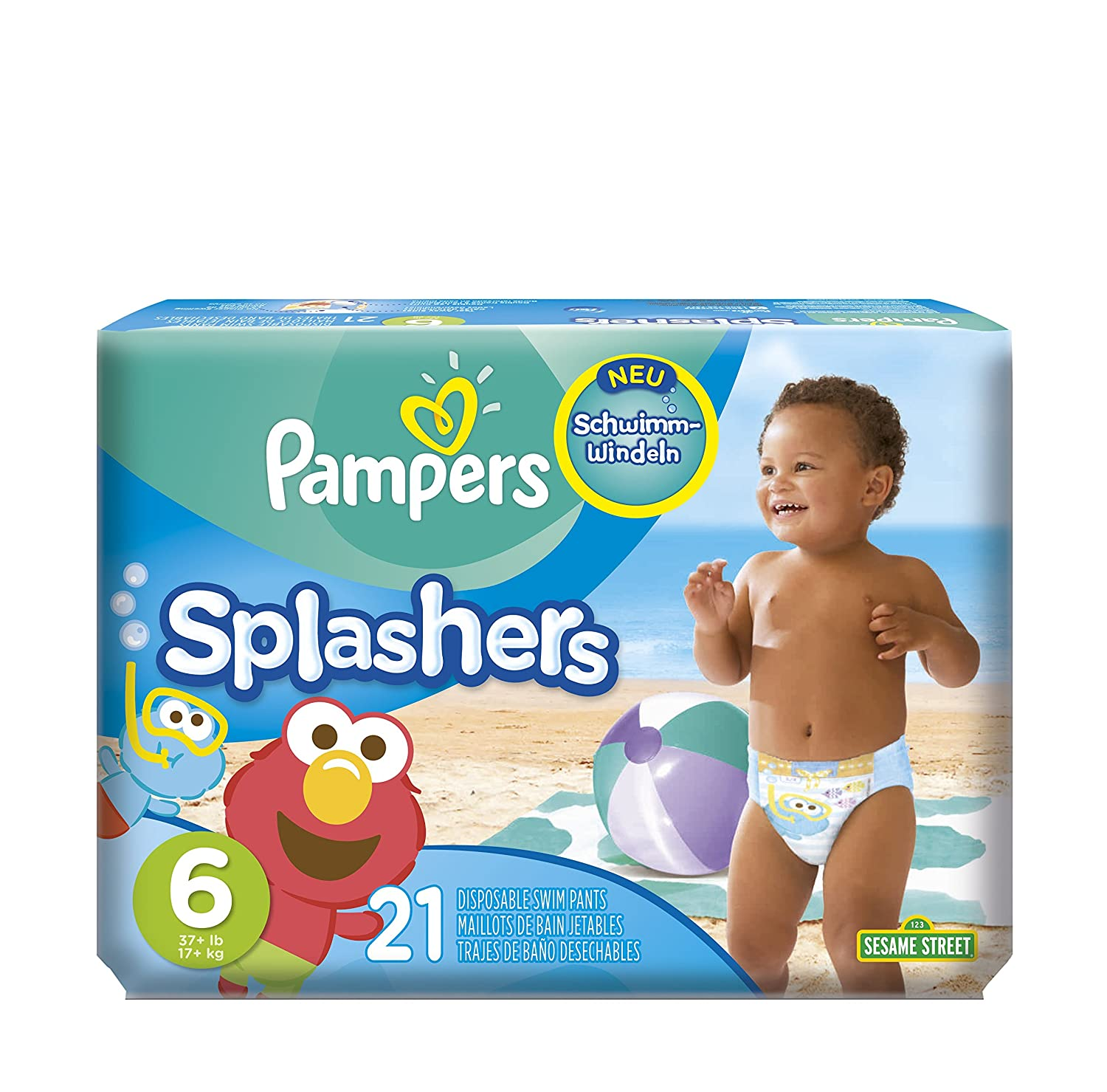 Pampers Swim Nappies 8001090468154