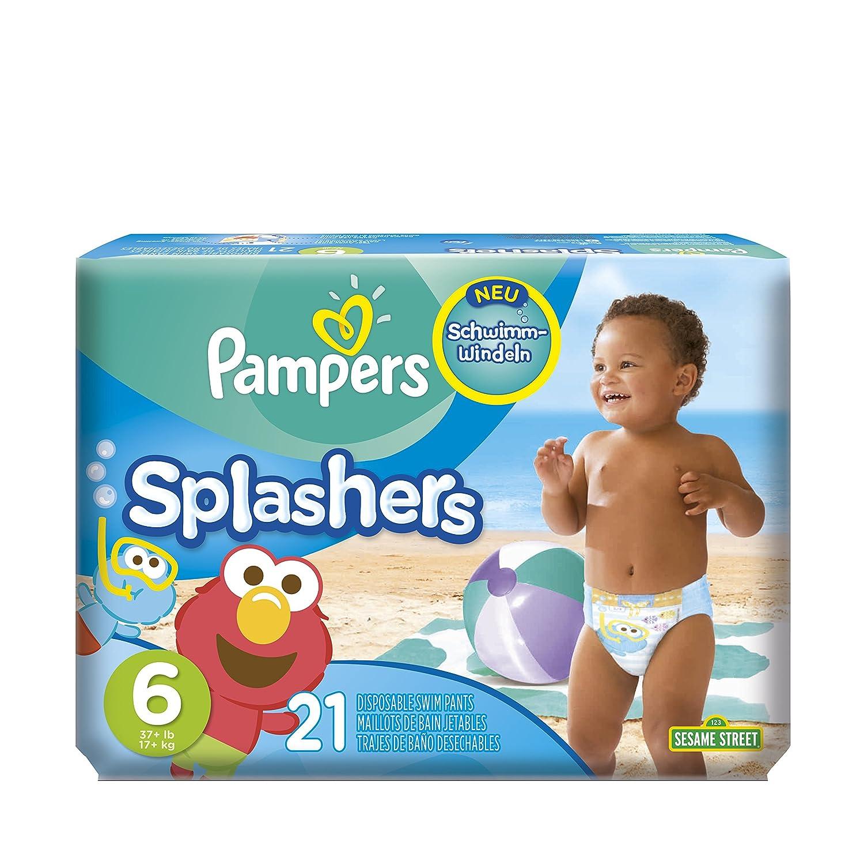 Pampers Schwimmwindeln amazon