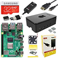 CanaKit Raspberry Pi 4 Starter Kit (4GB RAM)