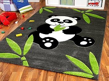 Kinder Spiel Teppich Savona Kids Pandabär, Größe:120x170 cm: Amazon ...