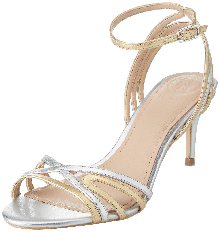 Guess Cheville Footwear Dress Noir Sandal, Escarpins Bride Cheville Dress Femme, Noir Or (Gold Golsi) 63dcea6 - digitalweb.space