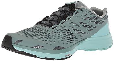 ec3261707208 Salomon Women s XA Amphib W Trail Running Shoe Stormy Weather 5 ...
