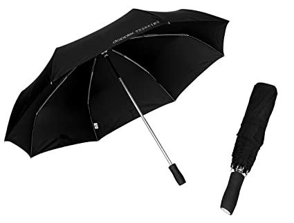 af376c059448 Doppler Golf Umbrella Large Canopy Fiberglass Trekking with Vented Case