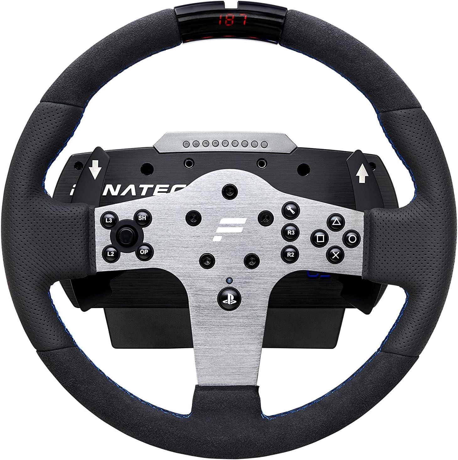 Fanatec CSL Elite Racing Wheel - con licencia oficial para PS4™: Amazon.es: Videojuegos