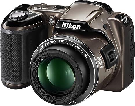 Nikon Coolpix L810 - Cámara digital compacta de 16.1 megapíxeles ...