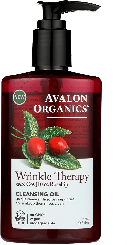 Age-less Cleansing Milk Avalon Organics 8.50 oz Liquid Larenim, Skin Care, Dusk til Dawn, 5 g(pack of 3)