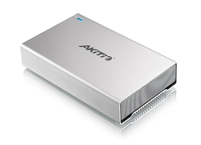 """1 opinioni per AKiTiO SK-3501 Super-S3 3.5"""" Alluminio"""