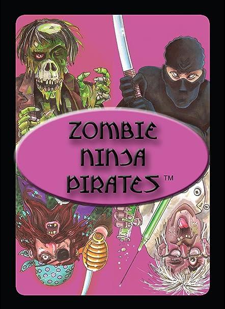 Zombie Ninja Pirates: Amazon.es: Juguetes y juegos