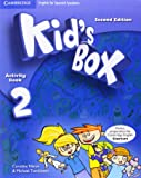 Kid's Box for Spanish Speakers Level 2 Activity Book with CD-ROM and Language Portfolio Second Edition - 9788483239544