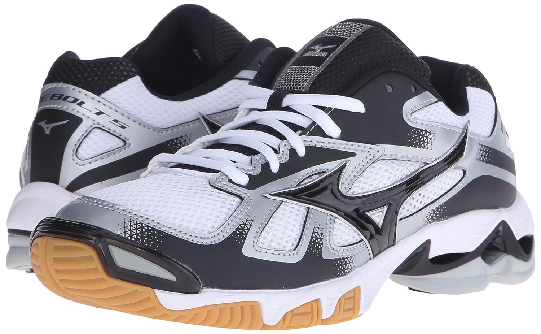 Mizuno Zapatos De Voleibol De Perno De Onda qxbah4B2
