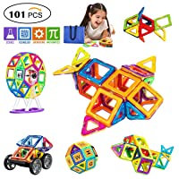 Deals on SVOC Magnetic Building Blocks (101Pcs)