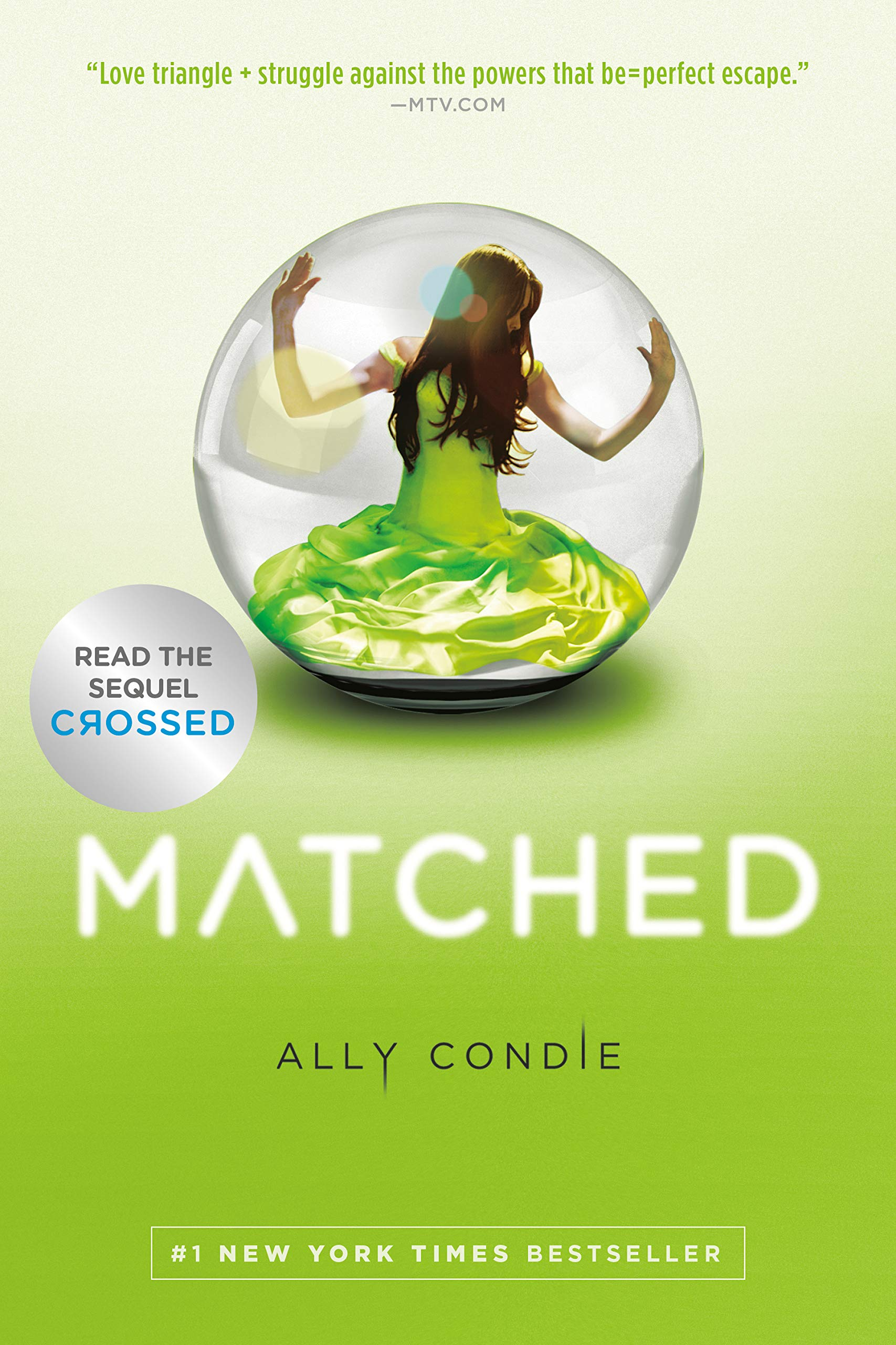 Image result for Matched, by Ally Condie