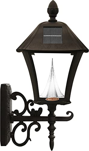 Gama-Sonic-GS-106FPW-B-Baytown-Lamp-Outdoor-Solar-Light