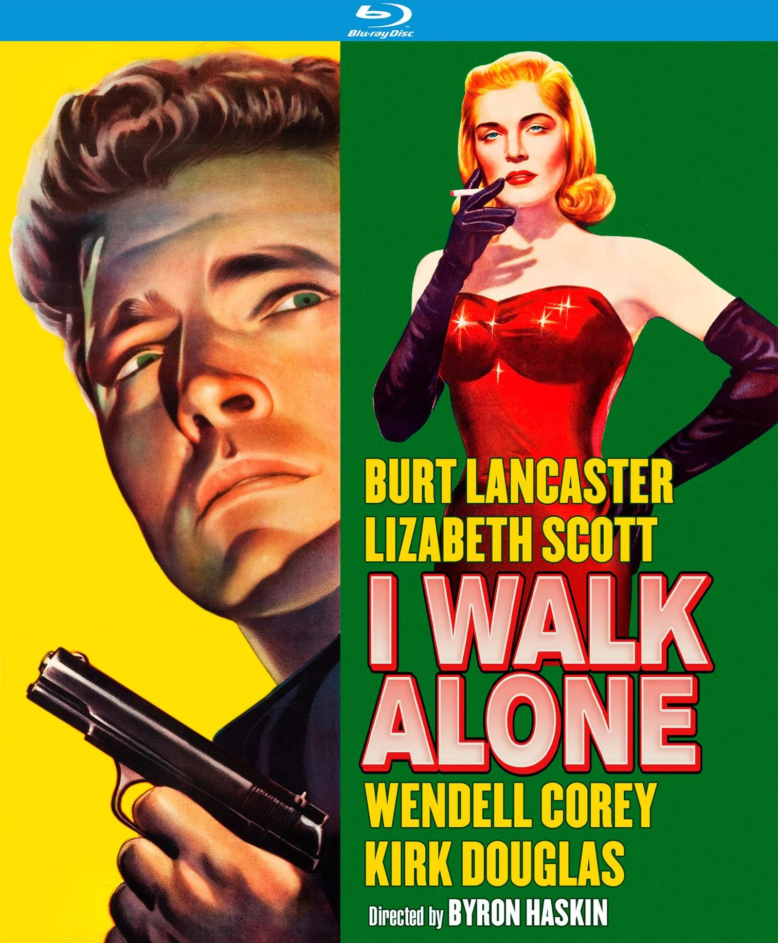Blu-ray : I Walk Alone (Blu-ray)