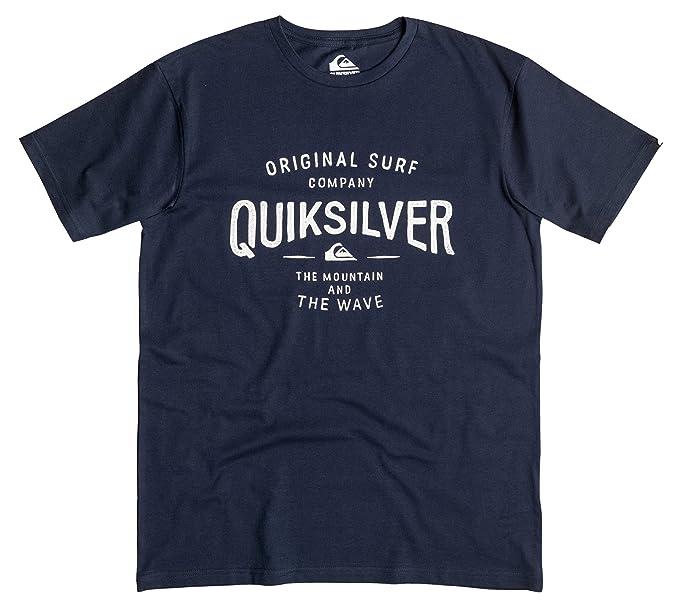 Quiksilver ClastegeeclaiIT M Tees RPY0 - Camiseta para Hombre: Amazon.es: Deportes y aire libre