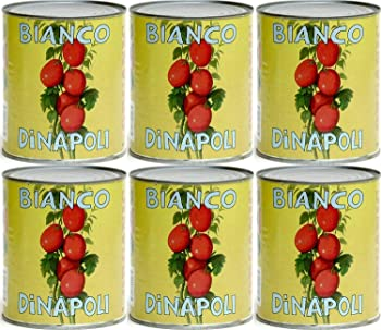 Bianco DiNapoli California Peeled Organic Whole Tomatoes