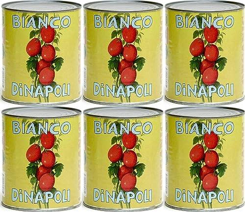 Bianco Dinapoli Organiczne Pomidory całe obrane