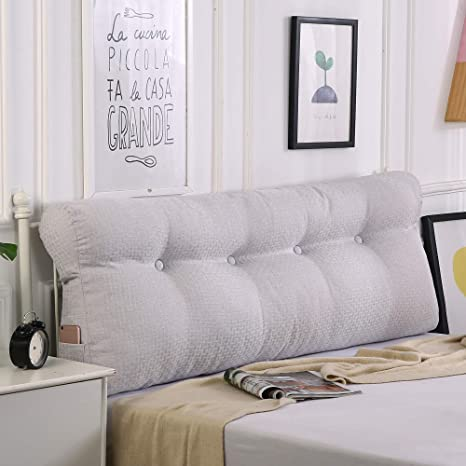Amazon.com: Almohada ajustable para espalda y piernas ...