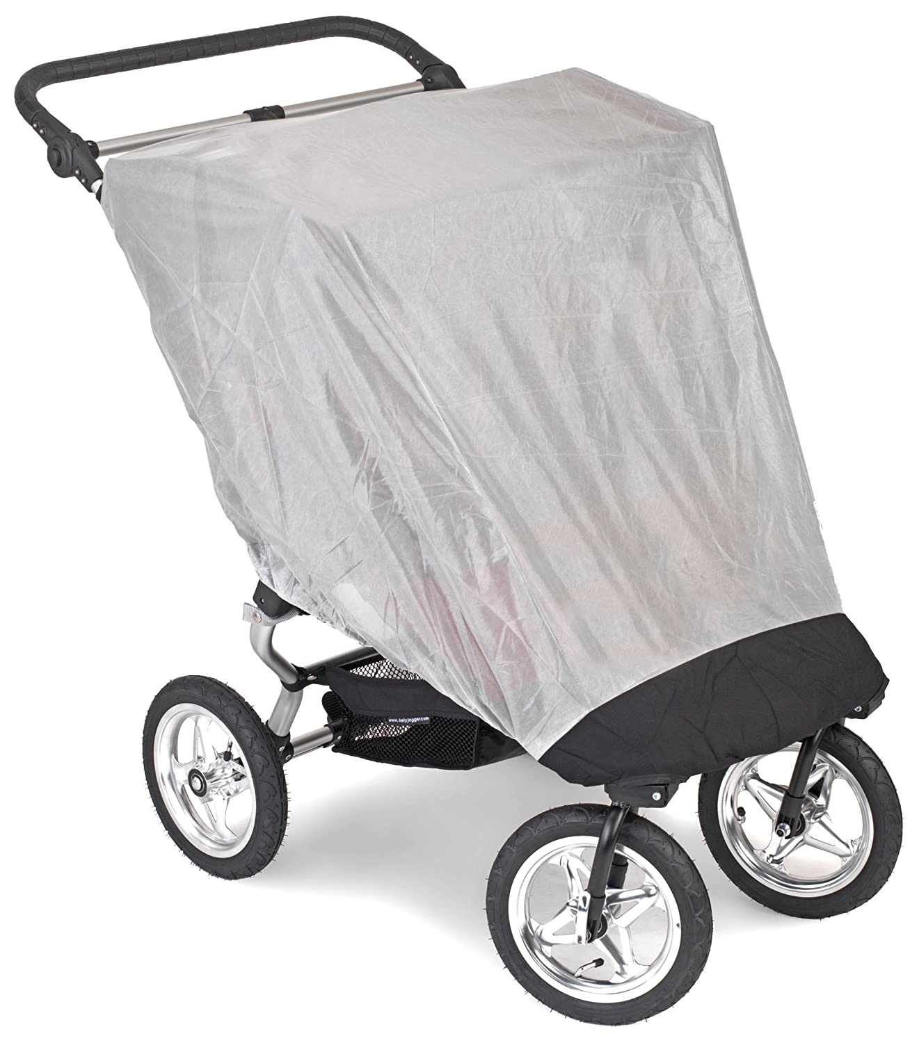 Amazon.com: Baby Jogger Summit 360 Cochecito de bebé doble ...