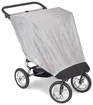 Amazon.com: Baby Jogger Summit 360 Cochecito de bebé doble ...