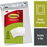 command PH202-18NA Value Pack Small Picture Hanging Strips, Small, White