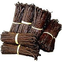 Bourbon vanillestokje uit Madagascar 10 extra verse en ongesplitste vanillestokjes van 16 cm minimaal gewicht en…