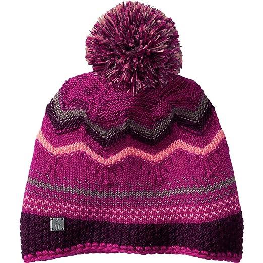 78ed3e24f8a Amazon.com  Smartwool Pine Lake Chevron Hat - Berry One Size  Sports ...