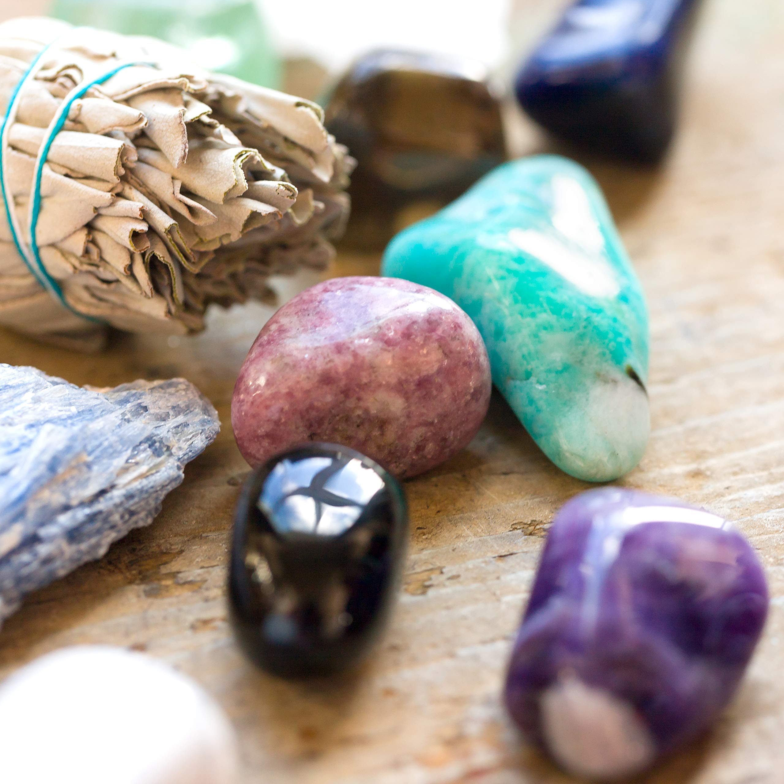 Premium Grade Crystals for Relaxation, Stress Relief ...