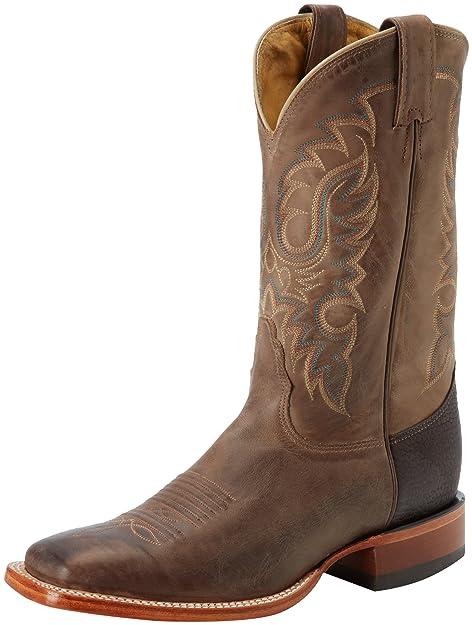 Nocona Boots Men's MD2731 11 Inch Boot,Tan,9 EE US