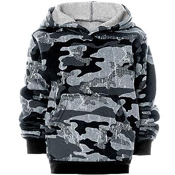BEZLIT Jungen Kapuzen Pullover Camouflage Hoodie 21612
