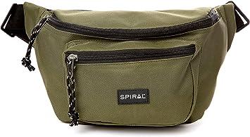 Pine Bum Bag Sac Banane Sport 23 Centimeters 2 Vert Green Spiral Palace