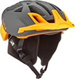 Bolle The One Mtb Grey Orange 58-62cm 31296 Click-To-Fit Cycling Helmet